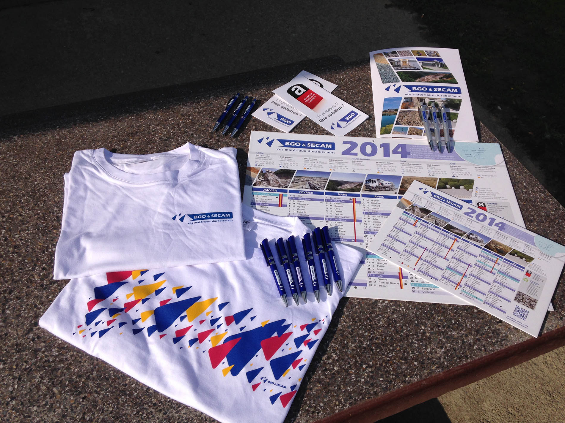 Goodies BGO&SECAM 2014